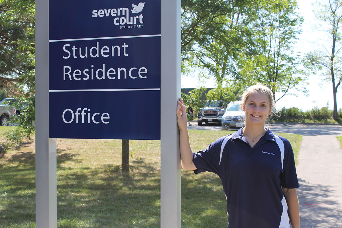 Welcome to Severn Court!